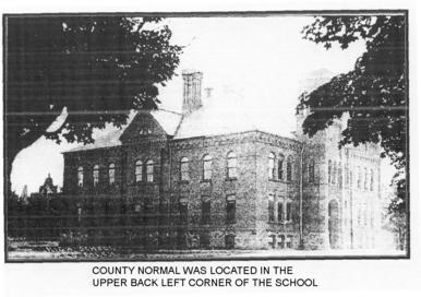 County Normal School